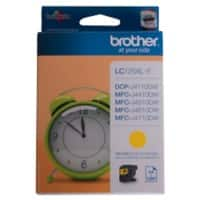 Brother LC125XLY Original Ink Cartridge Yellow