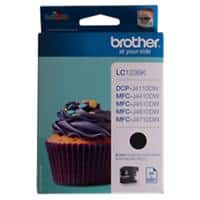 Brother LC123BK Original Ink Cartridge Black