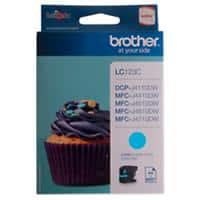 Brother LC123C Original Ink Cartridge Cyan