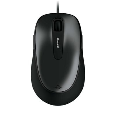 Microsoft Wired Mouse Comfort 4500 Optical Black