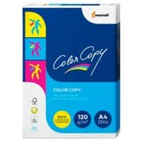 Color Copy Copier Paper A4 120gsm White 250 Sheets
