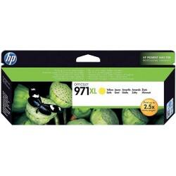 HP 971XL Original Ink Cartridge CN628AE Yellow