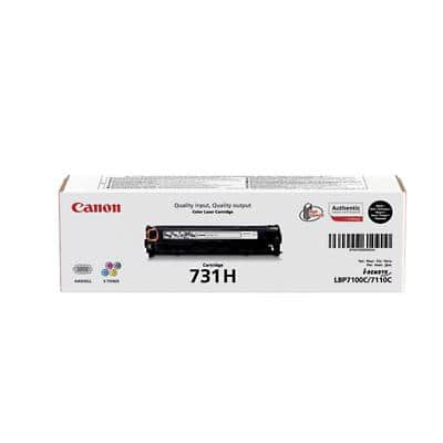 Canon 731H Original Toner Cartridge Black
