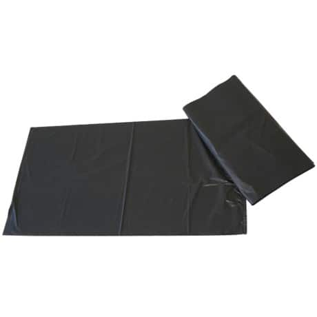 Paclan Refuse Sacks 100 l 20 kg Black 200 pieces