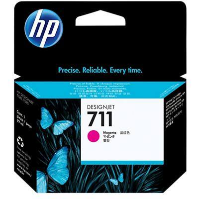 HP 711 Original Ink Cartridge CZ131A Magenta