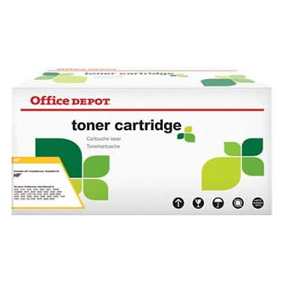 Office Depot Compatible HP 507A Toner Cartridge CE402A Yellow