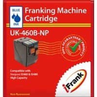 Franking Machine Ink Cartridge UK-460B-NP Blue