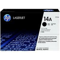 HP 14A Original Toner Cartridge CF214A Black