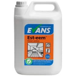 Evans Vanodine Multi purpose cleaner and disinfectant Est-Eem White 5 l