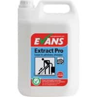 Evans Vanodine Carpet Cleaner Extract Pro Floral 5 L