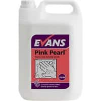 Evans Vanodine Pink Pearl Hand, Hair and Body Wash 5L