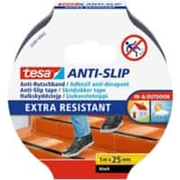 tesa Anti Slip Tape 55587 Black