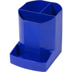 Exacompta Pencil Cup 675101D polypropylene Blue 12.3 x 9 x 11.1 cm