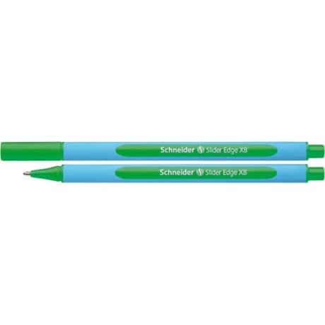Schneider Ballpoint Pen Slider Edge green