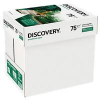 Discovery Eco-efficient Paper A4 75gsm White Box of 5 Reams of 500 Sheets