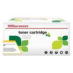 Office Depot Compatible HP 131A Toner Cartridge cf212a Yellow