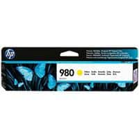 HP 980 Original Ink Cartridge D8J09A Yellow