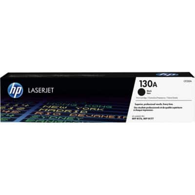 HP 130A Original Toner Cartridge CF350A Black