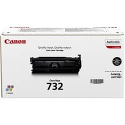 Canon 732 Original Toner Cartridge Black