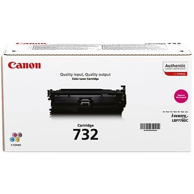 Canon 732 Original Toner Cartridge Magenta