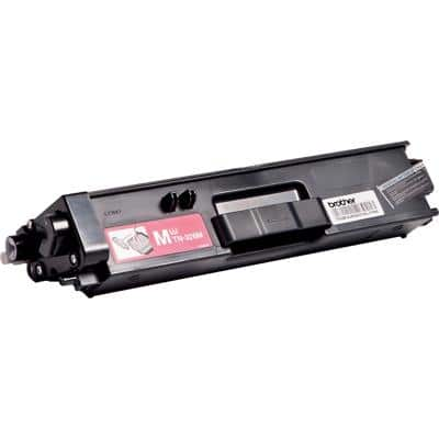 Brother TN-326M Original Toner Cartridge Magenta
