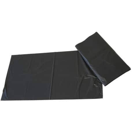 Paclan Garbage Bags 100 l 15 kg Black 200 pieces