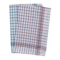 Tea Towels Assorted 45cm 10 Pieces