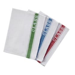 Cotton Glass Cloth 50 X 75 cm Pack of 10