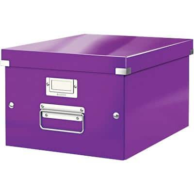 Leitz  Click & Store Medium Box A4 Purple