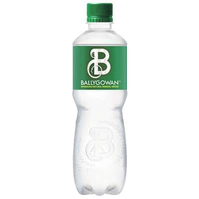 Ballygowan Sparkling Natural Mineral Water 500ml Pack of 24