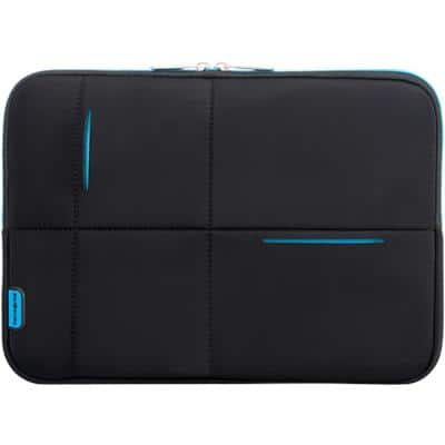 Samsonite Laptop Sleeve Airglow 14.1 Inch 26 x 36 x 6 cm Black, Blue