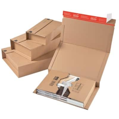 Colompac postal packs 80 x 290 x 380 mm Pack of 20