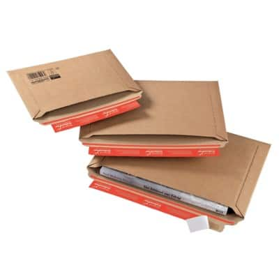 ColomPac CP 015 Envelope Brown 35.3 x 25 x 3.5 cm 20 Pieces