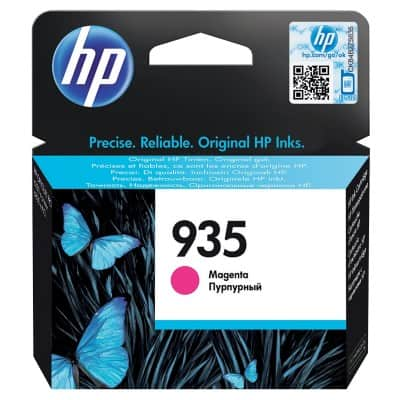 HP 935 Original Ink Cartridge C2P21AE Magenta