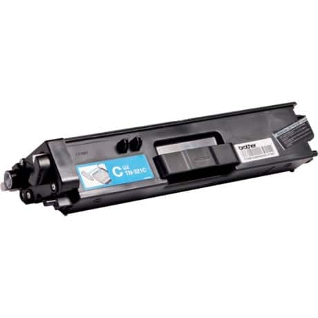 Brother TN-321C Original Toner Cartridge Cyan