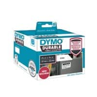 DYMO LW Durable Multi-purpose Labels 1933084 Black on White 32 mm x 57 mm 800 Labels