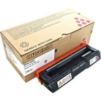 Ricoh SPC252 Original Toner Cartridge 407533 Magenta