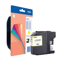 Brother LC223Y Original Ink Cartridge Yellow