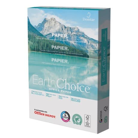 Earth Choice Paper A4 80 g/m² White 500 Sheets