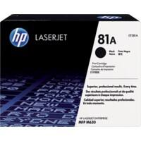 HP 81A Original Toner Cartridge CF281A Black