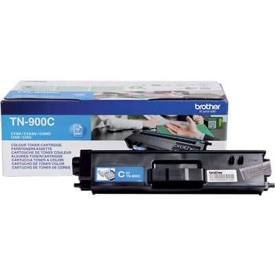 Brother TN-900C Original Toner Cartridge Cyan