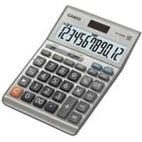 Casio Desktop Calculator DF-120BM Silver