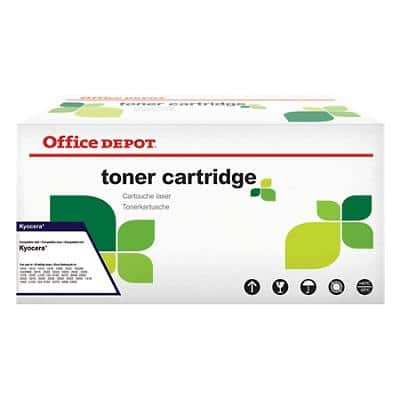Office Depot Compatible Kyocera TK-580Y Toner Cartridge Yellow