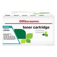 Compatible Office Depot Lexmark C540H2YG Toner Cartridge Yellow