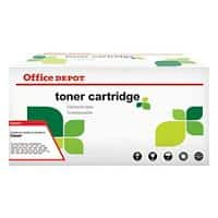Compatible Office Depot Canon 718M Toner Cartridge Magenta