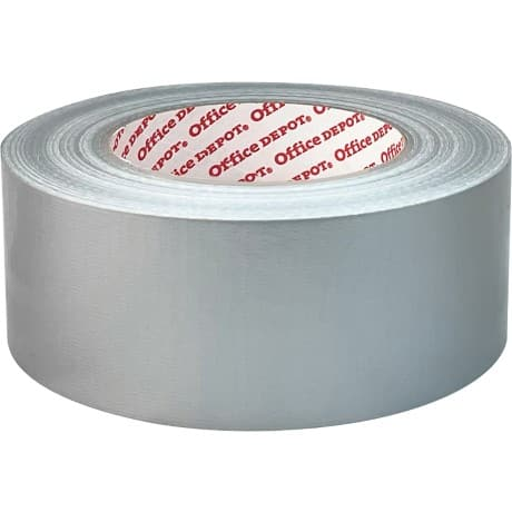 Niceday Duct Tape 48 mm x 50 m Silver
