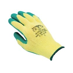Alexandra Matrix S Grip Glove Green/Yelloww Size 10