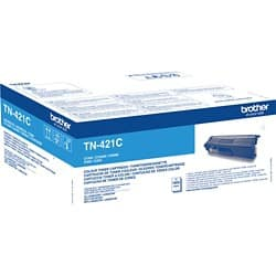 Brother TN-421C Original Toner Cartridge Cyan
