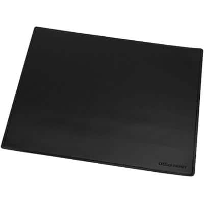 Office Depot Desk Mat Small Polypropylene Black 53 x 0.5 x 40 cm