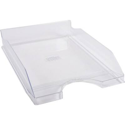 Office Depot C4 letter-tray - transparent